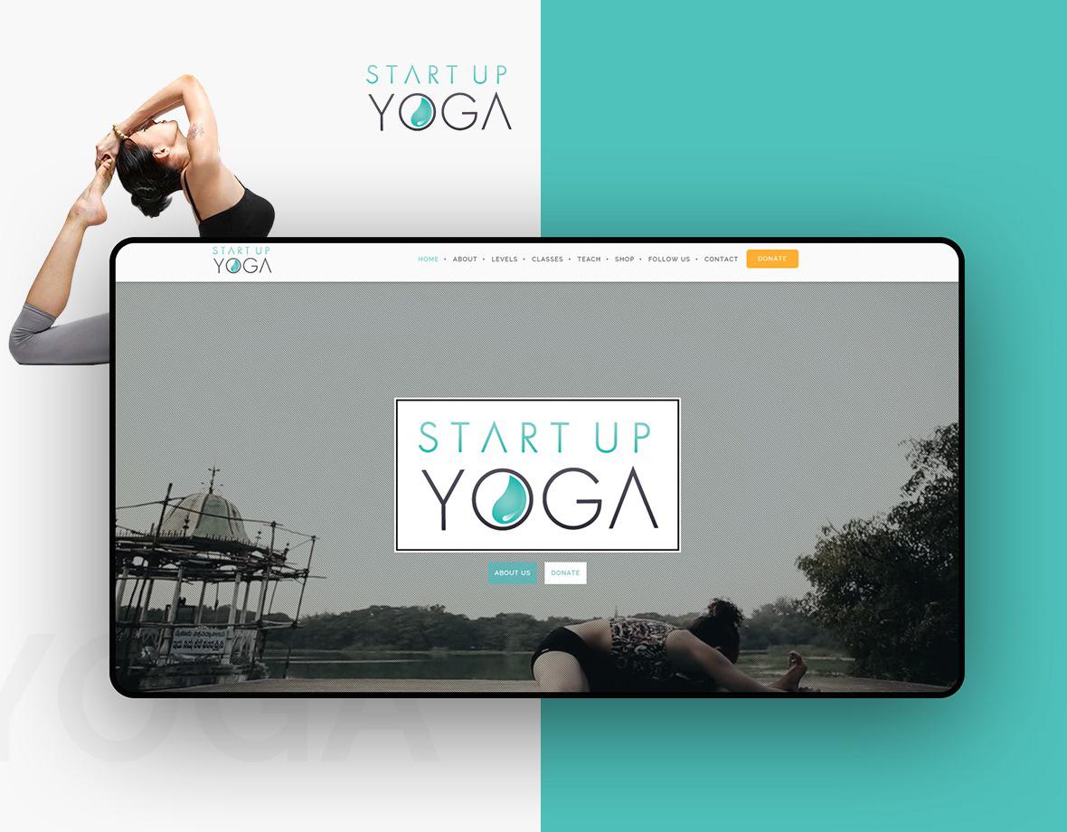 Start Up Yoga